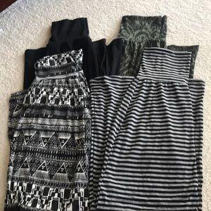 Mossimo maxi skirts
